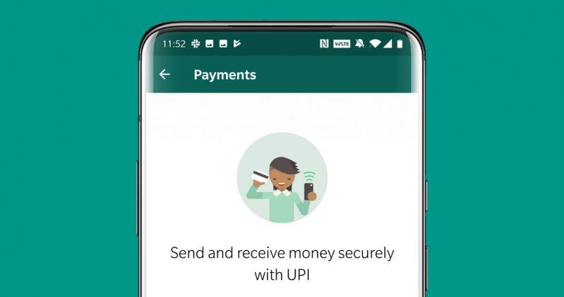 Hindistan, WhatsApp'ın Ödeme Verilerini Facebook ile Paylaşmasını İstemiyor