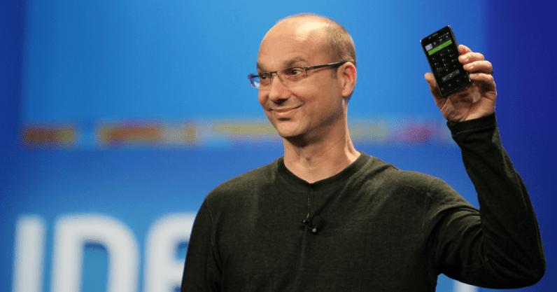 Android Yaratıcısı Andy Rubin 'seks yüzüğü' Kullanmakla Suçlandı