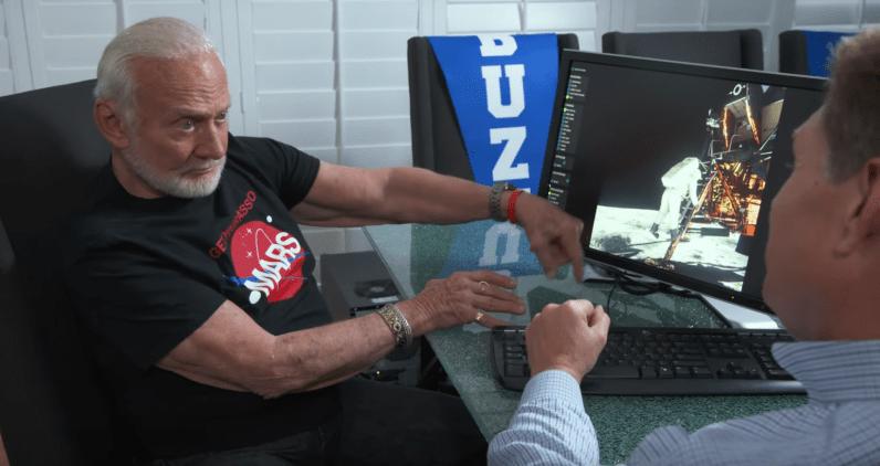 Nvidia Ay'a İnişi RTX Grafikleriyle Kopyaladı