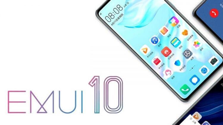 Huawei, EMUI 10 Güncellemesi ve Telefonlar