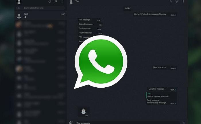 Whatsapp Web Karanlık (Dark) Mod Nasıl Yapılır